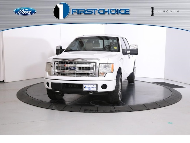 Used 2014 Ford F-150 XLT Truck for sale in Rock Springs, WY