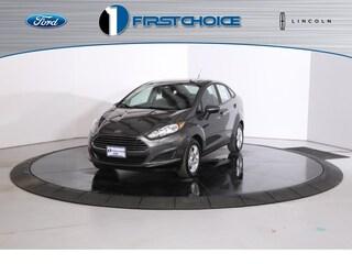 2019 Ford Fiesta SE Sedan 3FADP4BJ1KM132488