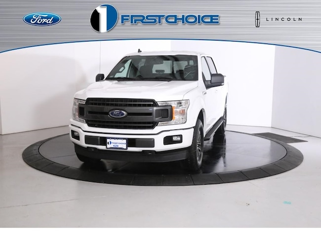 New 2019 Ford F-150 XLT Truck 1FTEW1E45KKD04776 for sale in Rock Springs, WY