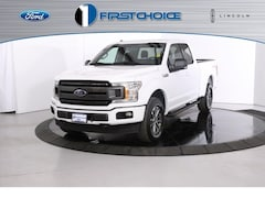 New 2018 Ford F-150 XLT Truck 1FTEX1EP1JKG10976 for sale near Rock Springs, WY