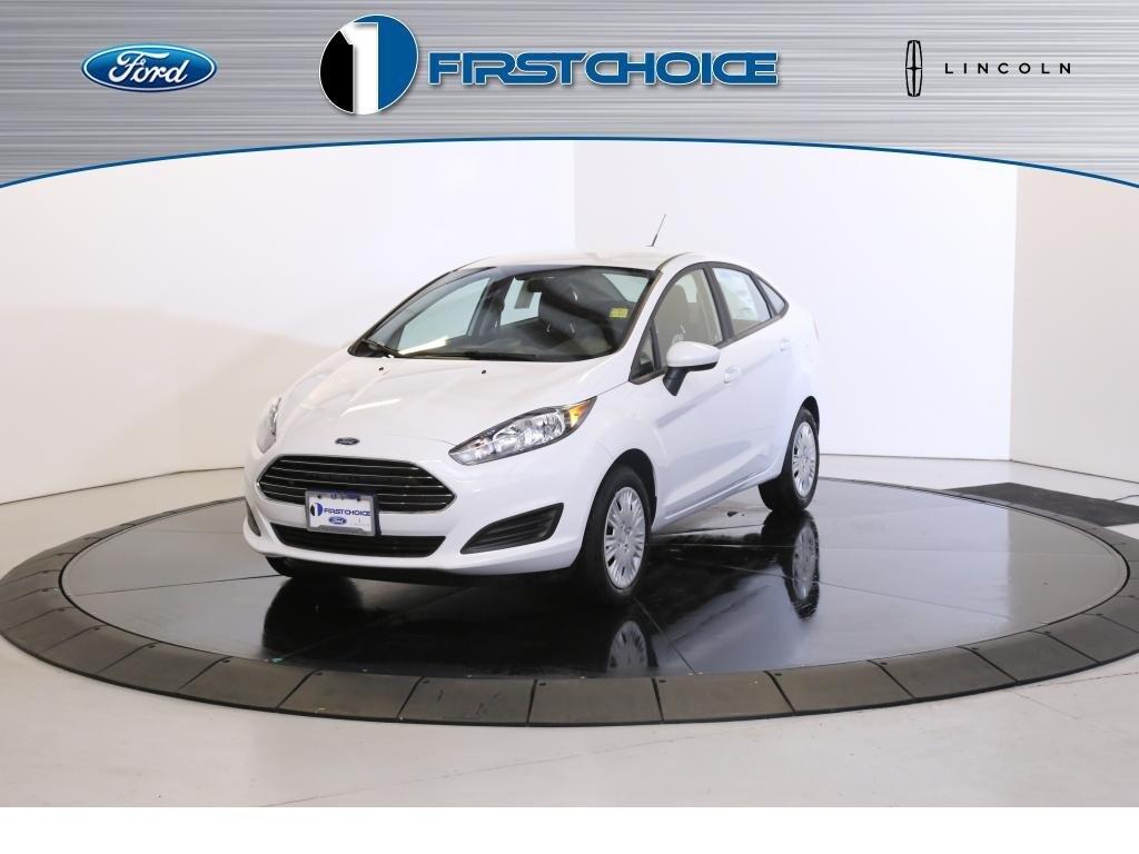 2019 Ford Fiesta S Sedan 3FADP4AJ0KM112282