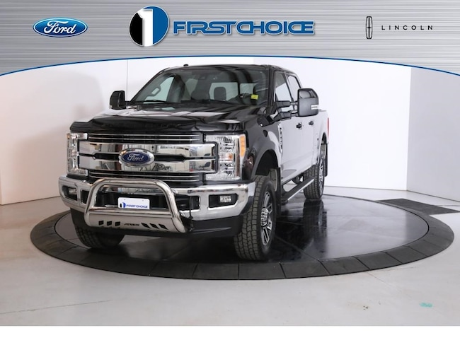 Used 2017 Ford F-350SD Lariat Truck for sale in Rock Springs, WY