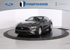 New 2019 Ford Mustang Ecoboost Coupe 1FA6P8TH1K5125526 for sale near Rock Springs, WY