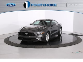 2019 Ford Mustang Ecoboost Coupe 1FA6P8TH1K5125526