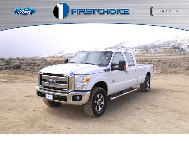 Used 2016 Ford F-250SD Lariat Truck for sale in Rock Springs, WY