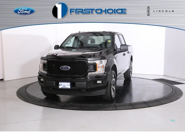New 2019 Ford F-150 STX Truck 1FTEW1EP9KKC21250 for sale in Rock Springs, WY