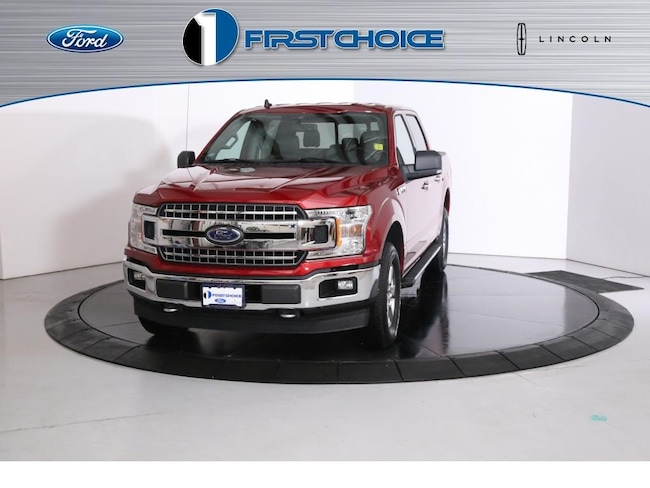New 2019 Ford F-150 XLT Truck 1FTEW1E41KKC59870 for sale in Rock Springs, WY