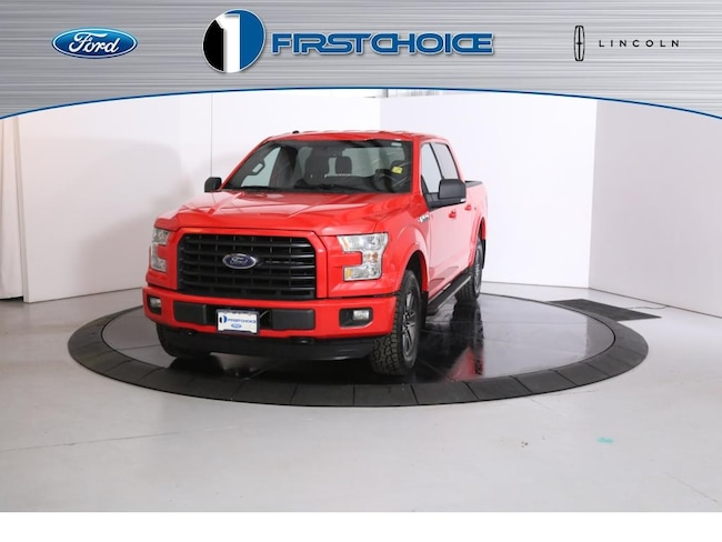 Used 2016 Ford F-150 XLT Truck for sale in Rock Springs, WY