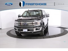 New 2018 Ford F-150 Lariat Truck 1FTFW1EG8JKE30806 for sale near Rock Springs, WY