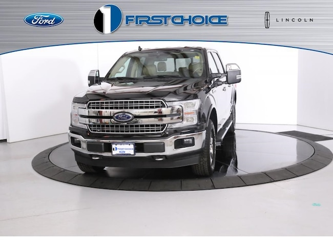 New 2018 Ford F-150 Lariat Truck 1FTFW1EG8JKE30806 for sale in Rock Springs, WY