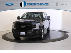New 2019 Ford F-150 Lariat Truck 1FTEW1E49KFA16140 for sale near Rock Springs, WY