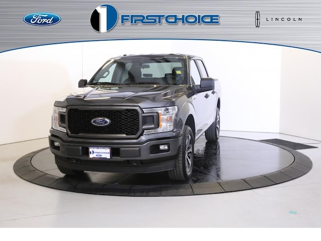 New 2019 Ford F-150 XL Truck 1FTEW1E45KKC34311 for sale in Rock Springs, WY
