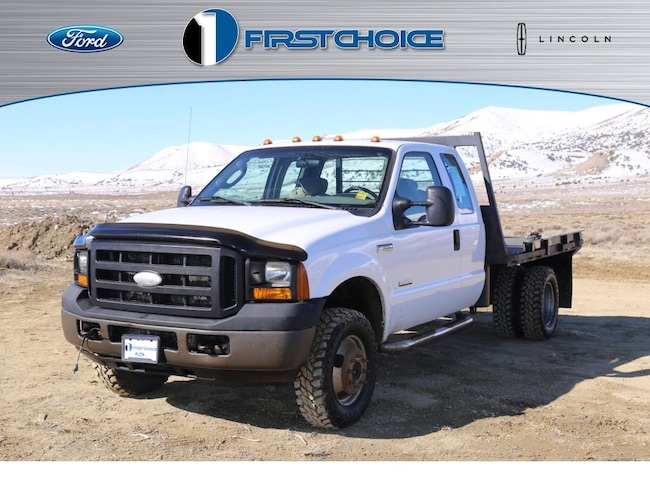 Used 2006 Ford F-350SD XL Truck for sale in Rock Springs, WY