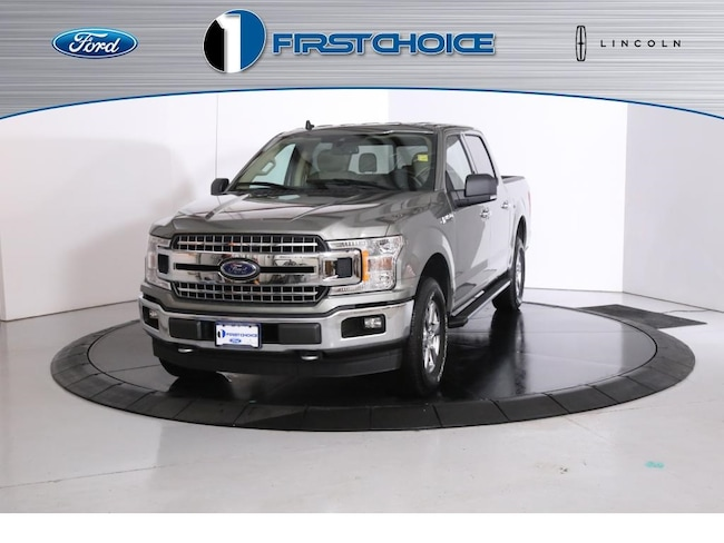 New 2019 Ford F-150 XLT Truck 1FTEW1E49KKC13414 for sale in Rock Springs, WY