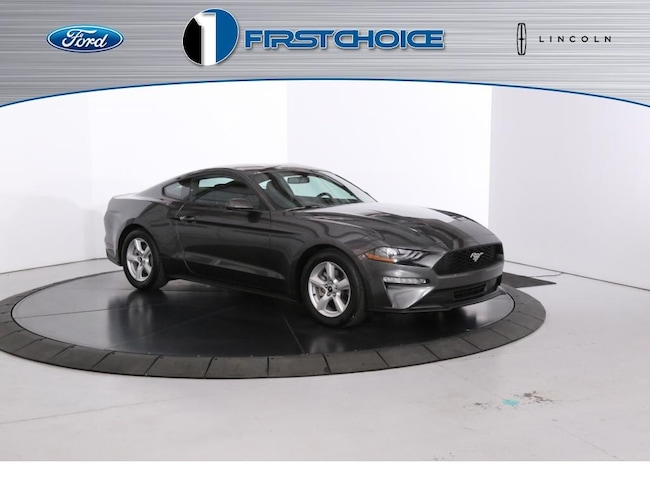 new 2019 ford mustang for sale rock springs wy 1fa6p8th1k5125526. Black Bedroom Furniture Sets. Home Design Ideas