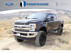 New 2019 Ford F-250SD Lariat Truck 1FT7W2BT2KEC08659 for sale near Rock Springs, WY