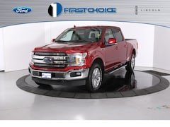 New 2018 Ford F-150 Lariat Truck 1FTFW1EG8JKF58172 for sale near Rock Springs, WY