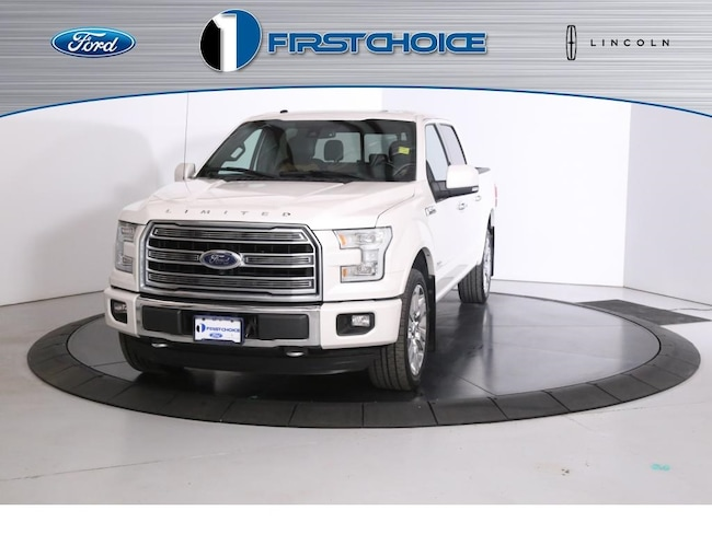 Used 2016 Ford F-150 Limited Truck for sale in Rock Springs, WY