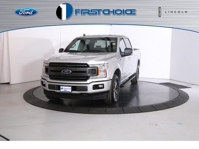New 2019 Ford F-150 XLT Truck 1FTEW1E46KKC77197 for sale in Rock Springs, WY