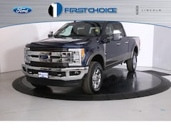 New 2019 Ford F-350SD King Ranch Truck 1FT8W3BTXKEE22177 for sale near Rock Springs, WY