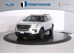 New 2019 Ford Explorer XLT SUV 1FM5K8D84KGA41249 for sale near Rock Springs, WY