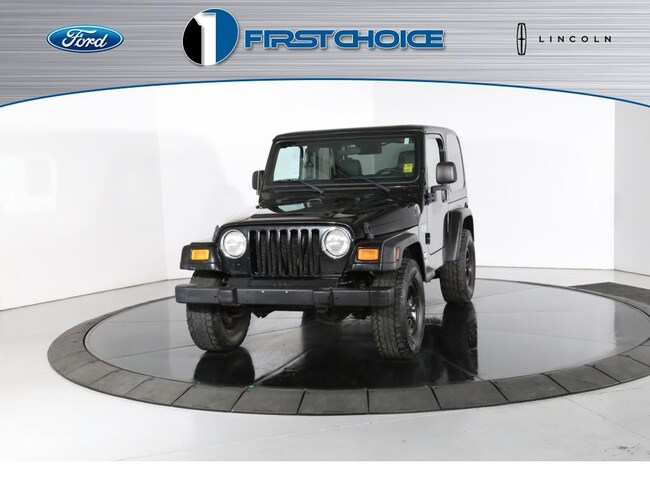 Bargain 2004 Jeep Wrangler X SUV for sale in Rock Springs, WY