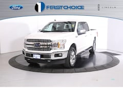 New 2019 Ford F-150 Lariat Truck 1FTEW1E44KFA87195 for sale near Rock Springs, WY