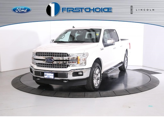 New 2019 Ford F-150 Lariat Truck 1FTEW1E44KFA87195 for sale in Rock Springs, WY