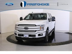 New 2019 Ford F-150 Lariat Truck 1FTFW1E41KKC34309 for sale near Rock Springs, WY