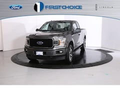 New 2019 Ford F-150 STX Truck 1FTEX1EP2KKC50327 for sale near Rock Springs, WY
