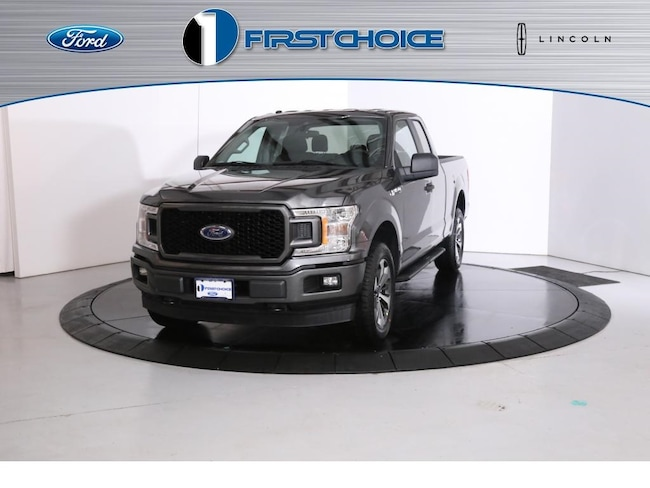 New 2019 Ford F-150 STX Truck 1FTEX1EP2KKC50327 for sale in Rock Springs, WY