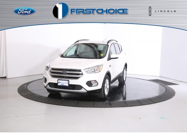 Used 2017 Ford Escape SE SUV for sale in Rock Springs, WY