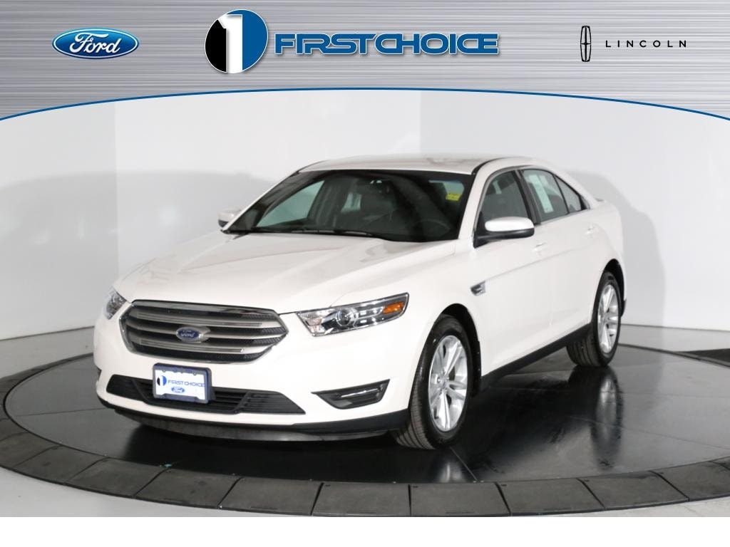 2018 Ford Taurus SEL Sedan 1FAHP2E88JG129417