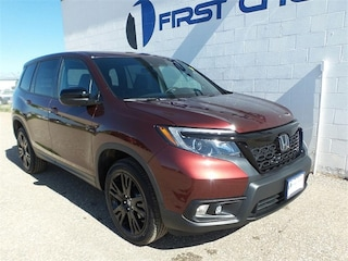 New Honda for sale 2019 Honda Passport Sport AWD SUV in Laramie, WY