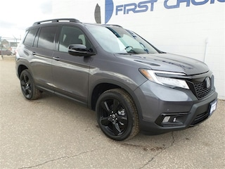 New Honda for sale 2019 Honda Passport Elite AWD SUV in Laramie, WY