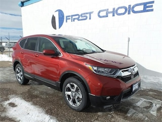 New Honda for sale 2019 Honda CR-V EX AWD SUV in Laramie, WY