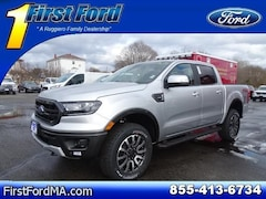 New  2019 Ford Ranger Lariat Truck 1FTER4FH6KLA09819 For Sale in Fall River, MA