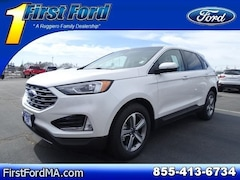 New 2019 Ford Edge SEL SUV Fall River Massachusetts