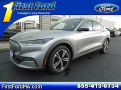 New 2021 Ford Mustang Mach-E Select SUV Fall River Massachusetts