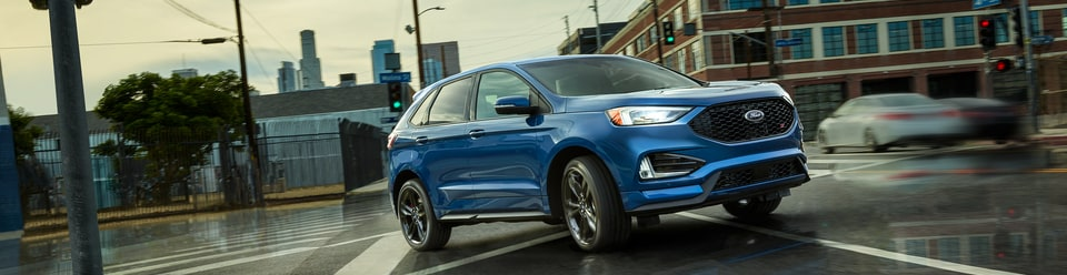 New Ford Edge Fall River