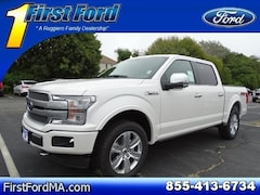 New 2018 Ford F-150 Platinum Truck Fall River Massachusetts