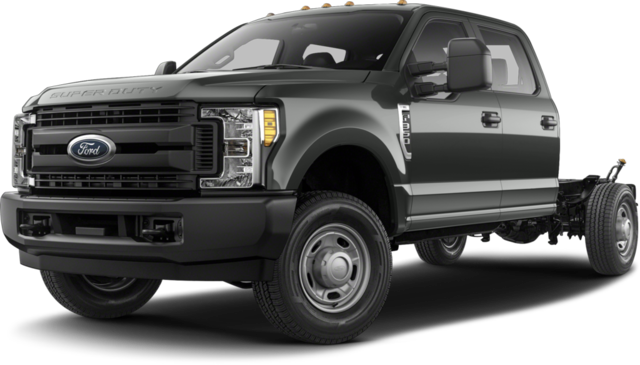 New Ford Commercial Chassis Cab Fall River