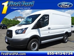 New 2018 Ford Transit-250 Base Cargo Van Fall River Massachusetts