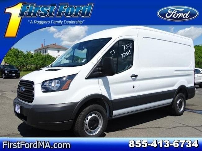 New 2018 Ford Transit-250 Base Cargo Van For Sale Fall River, Massachusetts