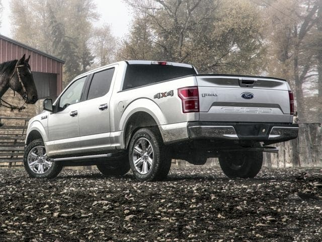 New 2019 Ford F-150 Tiverton