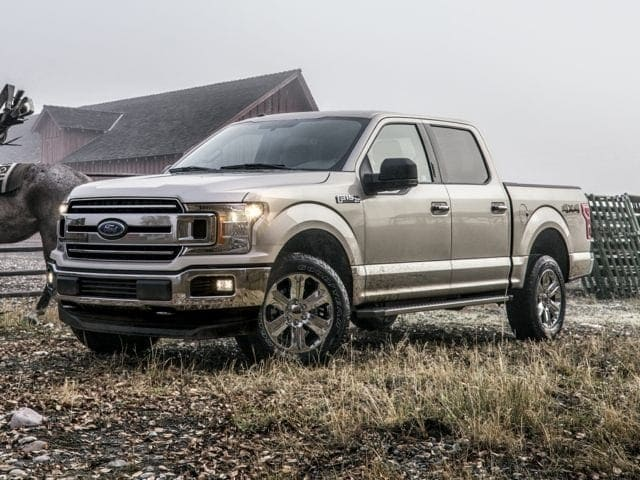 New 2019 Ford F-150 Newport
