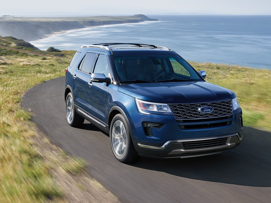 2018 Ford Explorer Fall River