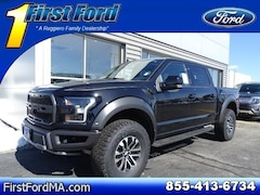 New 2019 Ford F-150 Raptor Truck Fall River Massachusetts