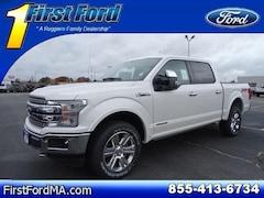 New 2018 Ford F-150 Lariat Truck Fall River Massachusetts
