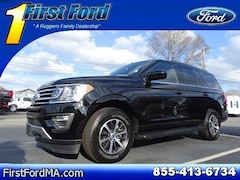 New 2018 Ford Expedition XLT SUV Fall River Massachusetts
